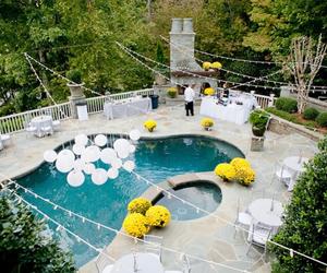 places, wedding, and wedding decor image
