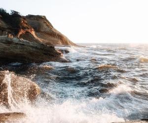 beach, boho, and nature image