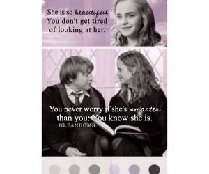 emma watson, harry potter, and quote image