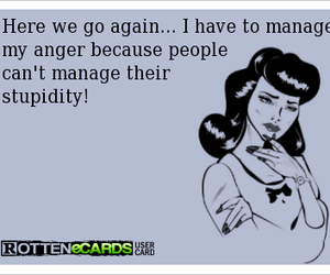 anger, food, and girls image