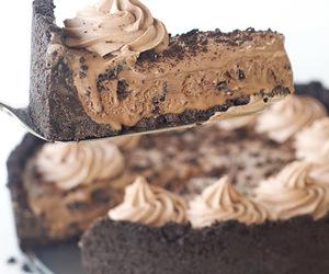 chocolate, food, and pie image