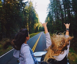 adventure, friends, and friendship image