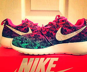 nike, pretty, and rosherun image