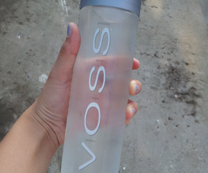 water, voss, and cool image
