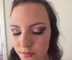 beautiful, makeup, and Prom image