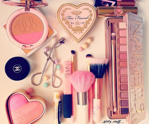 chanel, nars, and urban decay image