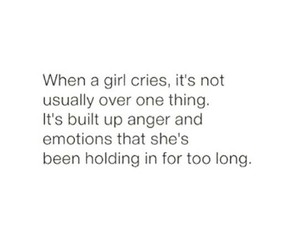 anger, emotions, and girl image
