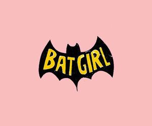 batgirl, wallpaper, and pink image