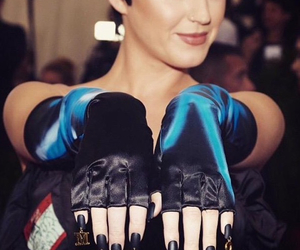 Moschino, katy perry, and nails image