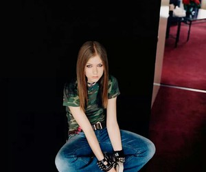 Avril Lavigne, let go, and 2002 image
