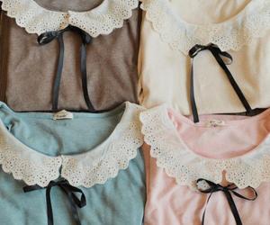 fashion, vintage, and pastel image