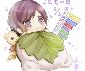 anime, chibi, and kanato image