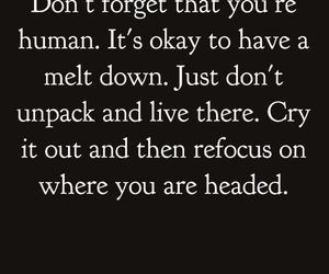 quotes, cry, and human image