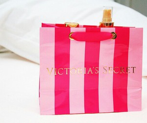 pink, Victoria's Secret, and victoria image