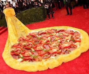 pizza, rihanna, and dress image