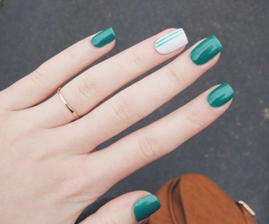 good, green, and manicure image