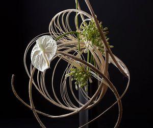ikebana, floral design, and hitomi gilliam image