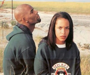 aaliyah and rkelly image