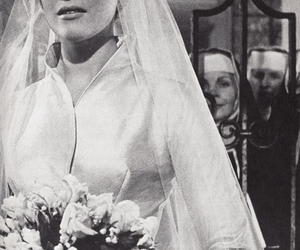julie andrews, sound of music, and wedding image