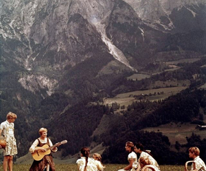julie andrews and sound of music image