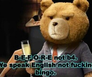 before, english, and TED image