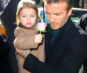 David Beckham, beckham, and baby image