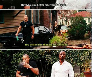funny and fast and furious image