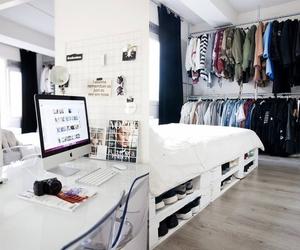 bedroom, design, and goals image