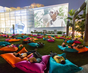 film, movies, and outdoor cinema image