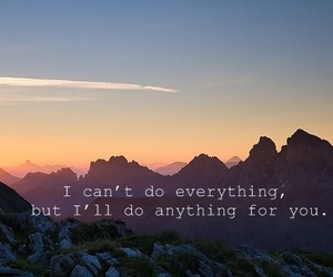 love, quote, and anything image