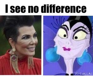 funny, kardashian, and cartoon image