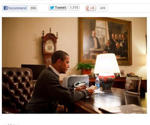 lol, funny, and obama image