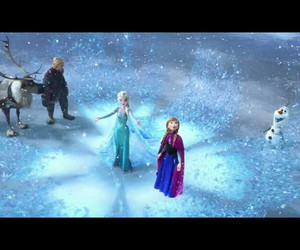 frozen and true love image