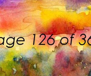 365, page 126, and colorful image