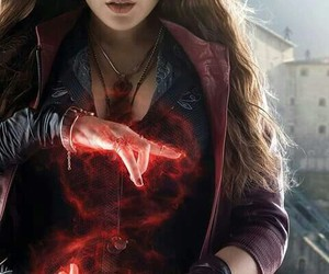 Avengers, scarlet witch, and age of ultron image