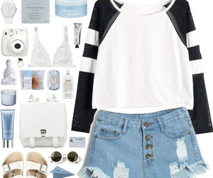 casual, outfit, and Polyvore image
