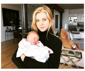 baby, nicola peltz, and cute image