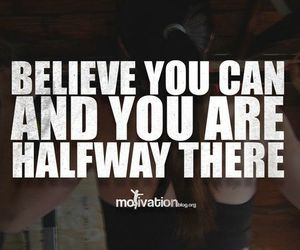 fitness, quote, and workout image