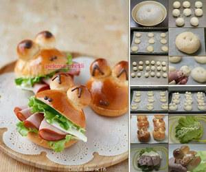 food, frog, and diy image