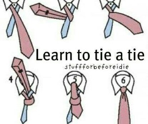 diy and tie image