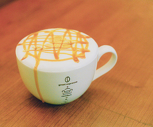 coffe, yummy, and delicious image