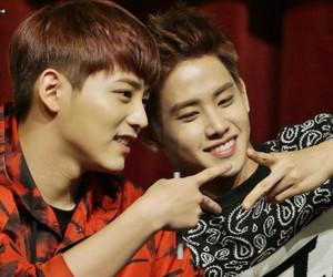 korean, kpop, and san image