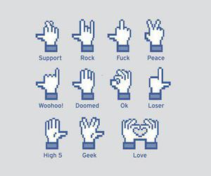 facebook and funny image