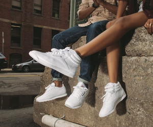 casual, classic, and reebok image