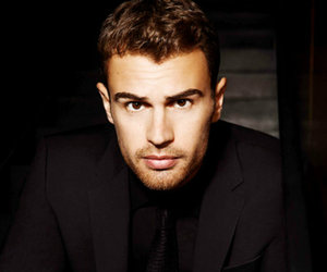 Hugo Boss, divergent, and theo james image