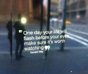life, one day, and quote image