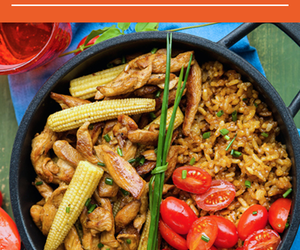 one pot meals and one pot dinners image