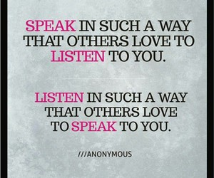 communication, inspiration, and quotes image