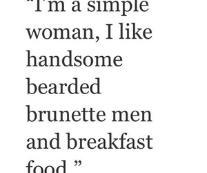 quote, beard, and men image