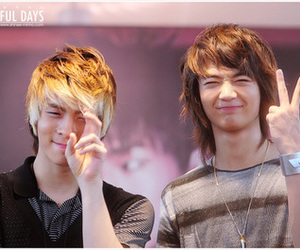 Minho, Jonghyun, and SHINee image